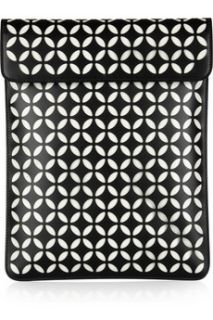 Alaïa Laser cut leather iPad case