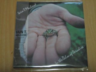 Iain T MacLeod in The Palm of Paradise Mini LP CD New