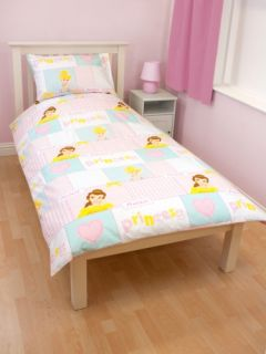 Wishes Rotary Junior Cot Bed Duvet Quilt Cover Set New Gift
