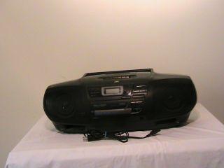 JVC RC X540 Portable CD System Boom Box