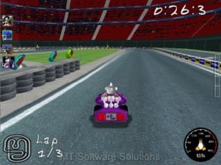 Super Tux Kart Fun Mario Style Racing PC Mac New Software Program Game