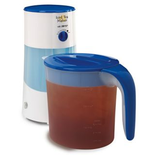 Mr Coffee TM70 3 Quart Iced Tea Maker w Steeping Lever New