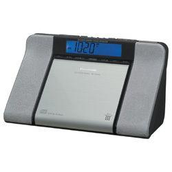Panasonic RC CD350 CD Clock Radio Superb Sound
