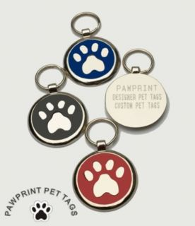 Engraved Pet ID Name Tags Dog Tags Pet I.D tag Dog Collar ID Tags