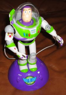 Disney Pixar Toy Story iDance Buzz Lightyear Talks Dances Plug in