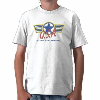 Dirt Track Racing Tshirt