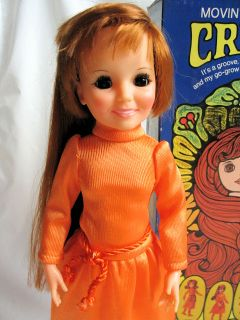 Ideal Movin Groovin Crissy Doll NMIB