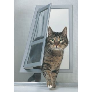 Ideal PPSD Pet Screen Passage Small Pet Cat Dog Window Door