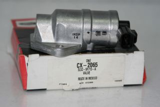 Ford Idle Air Speed Control Valve CX 2065 5L5Z 9F715 AB
