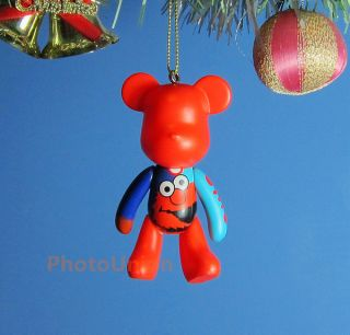 Decoration Ornament Party Christmas Bear Decor Elmo Sesame Street