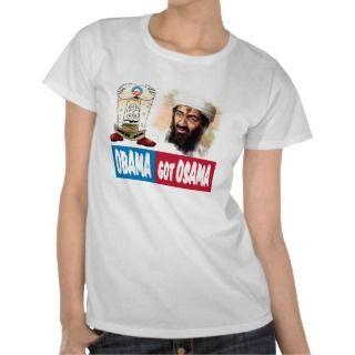 Osama bin Laden Dead Shirt