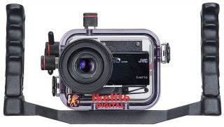 Ikelite 6016 15 JVC HM Series Underwater Video Housing