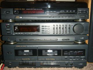 Fisher Home Stereo 5DISC CD Changer