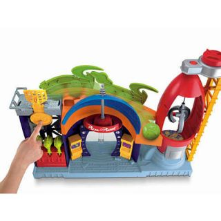 Fisher Price Imaginext Toy Story Pizza Planet Playset