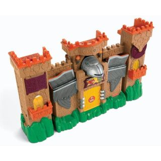Fisher Price Imaginext Eagle Talon Play Castle W9635