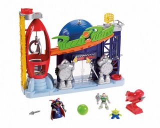 of Fisher Price Imaginext Disney/Pixar Toy Story 3 Pizza Planet
