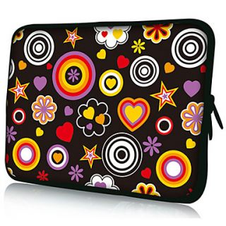Bright Color Neoprene Laptop Sleeve Case for 10 15 iPad MacBook Dell