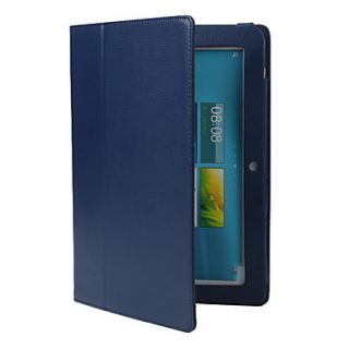 10,1 PU cuero estuche protector con soporte para Acer Iconia Tab A200