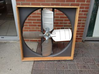 Ventilator WHV36BD Whole House Belt Drive Fan 6800 CFM WHV 36BD GRILL