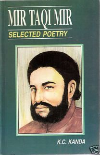 Urdu Poetry MIR Taqi MIR Selected Poetry