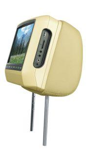 screen 9 inch Car Headrest DVD Player,9(169) TFT LED Headrest DVD