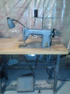 Singer 188K1 Industrial Sewing Machine