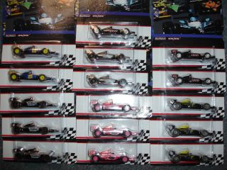 Hot Wheels 2012 Racing IZOD IndyCar Series W8300 D Factory SEALED Case