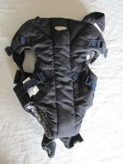 Infantino Cozy Rider Soft Baby Carrier 8 20 lbs Black Gray White Plaid