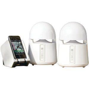 Indoor Outdoor Water Resistant Wireless Speaker System Pool Speakers