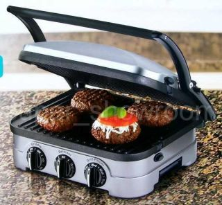 GR 4N 1 Griddler GRILL PANINI Press Indore Electric Griddle Product