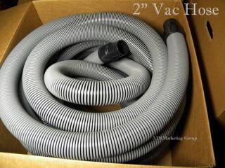 Carpet Cleaning 50 Vacuum Hose Truckmount 2 Grey