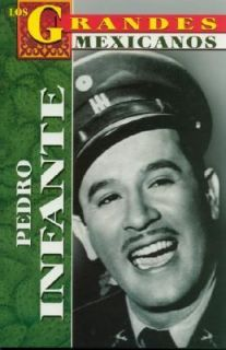 Pedro Infante Book Biography Los Grandes Mexicanos