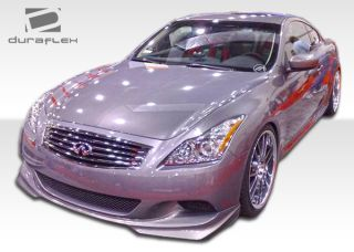 FRP 08 10 Infiniti G Coupe G37 J Spec Front Lip Spoiler New Part A