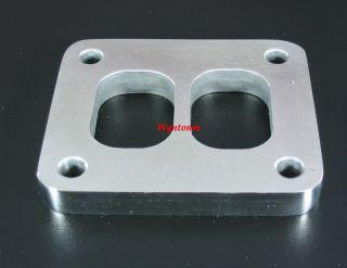 T4 Turbo Turbocharge Manifold Inlet Divided Flange Mild Steel