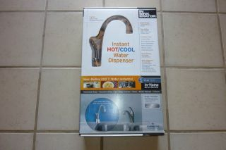 INSINKERATOR F HC1100C CONTEMPORARY INSTAT HOT COLD WATER DISPENSER