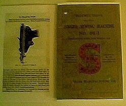 Singer 66 1 Sewing Machine Instruction Manual