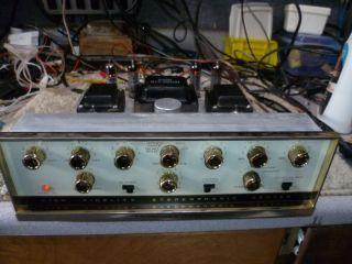 Stromberg Carlson ASR 433 Stereo Tube Integrated Amp