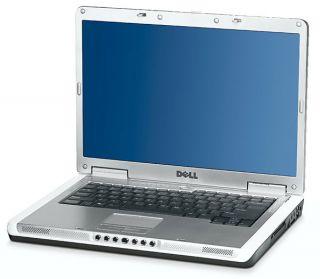 Dell Inspiron 6000 Notebook   Pentium M 1.6 GHZ   2 GB Mem   40 GB