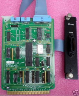 Ziatech ZT8847 ZT2596 GPIB Interface Card Std Bus Board