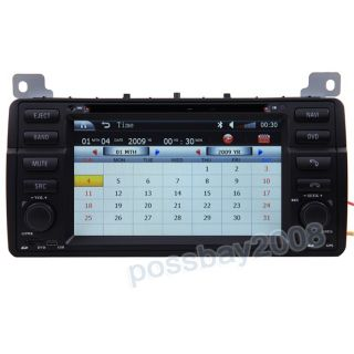 Rover 75 Car GPS Navigation Bluetooth IPOD Radio USB MP3 TV DVD Player