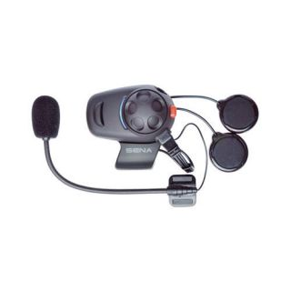 New Sena SMH5 Bluetooth Motorcycle Intercom Headset Single
