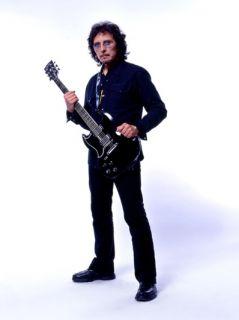 Mint Gibson SG Tony Iommi Signature Black Sabbath Electric Guitar Les