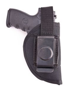 Nylon IWB Inside OWB Belt Holster for Colt 38 Ruger LCP Walther PPK S
