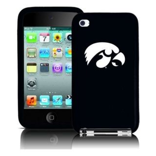 Iowa Hawkeyes iPod Touch 4th Gen Silicone 4G Case