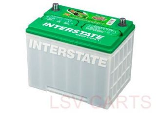 Interstate Batteries Mega Tron 2 Automotive Battery MT 24F 600 CCA Car