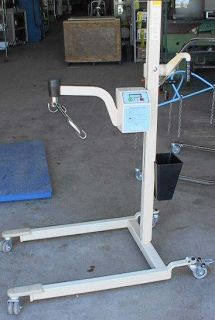 Arjo Ambulift C3 Invalid Patient Transfer Lift 350 Cap
