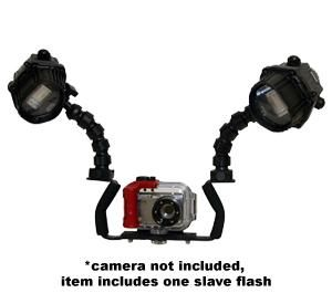 Intova Iss 4000 Underwater Digital Camera Slave Flash