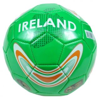 Ireland Irish Soccer Mini Small Ball Pelota Futbol Calcio FIFA Size 2