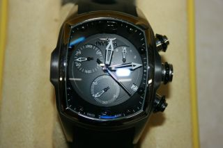 Invicta Lupah Revolution 6103 Mens Swiss Chronograph Watch