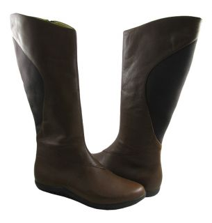 New Tsubo Womens Baco Brown Dress Casual Boots Shoes US 7